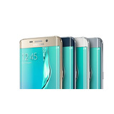 Celulae Libre Samsung S6 Edge Plus Lte 32gb 16mp Azul Dorada