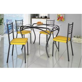 4 Cadeiras Juliana