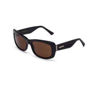 52fe01e97f306 Oculos Sol Colcci C0017 Preto Brilho L Marrom F6-c0017a0202