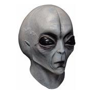 Máscara De Látex Area 51 Extraterrestre Alien Alienígena