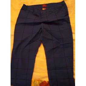 Pantalon De Vestir Casual (gorditas) Plus