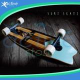Skate Surf Longboard Kalima Cruiser Fish Tail Envio Gratis