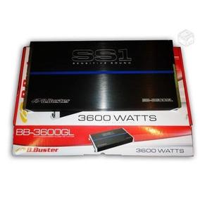 Módulo B.buster 3600 Gl Ss1 3600 Watts Frete Gratis
