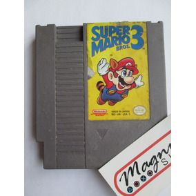 Super Mario Bros 3 Para Nintendo Nes Original Gran Clasico