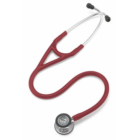3m Littmann Cardiology Iv Estetoscopio 6170 Borgoña Espejo