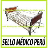Cama Clinica Hospitalaria Manivelas Desmontable Ruedasº