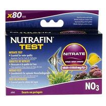 Test Nitrato Nutrafin Agua Dulce Y Salada 80 Pruebas