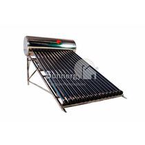 Calentador Solar Sunnergy 195 Litros 15 Tubos Alta Presión
