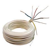 Cable De 3 Pares X 20 Mts Para Alarma Domiciliaria