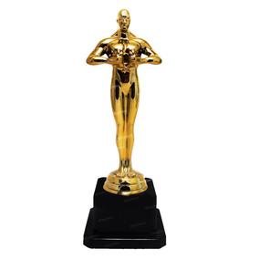 Estatuilla Premio Oscar Hollywood Fiesta Temática