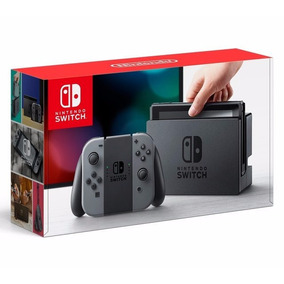 Nintendo Switch 32gb Cinza Ou Colorido