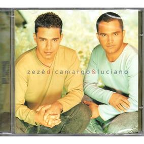 Cd Zezé Di Camargo E Luciano - Tarde Demais