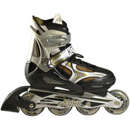 Rollers Profesionales Kore 112p Extensible Alumin Abec5 76mm
