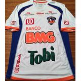 Camisa Duque De Caxias Wilson Usada Em Jogo 2013