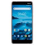Celular Libre Nokia 6.1 Gris Metalizado