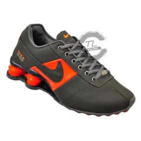 702ba9ae2b Tenis Masculino Doido - Tênis Nike Cinza escuro no Mercado Livre Brasil