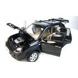 Miniatura 1:18 Hyundai Tucson Suv Metal Frete Gratis 2004-16