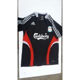 Camiseta Entrenamiento Liverpool adidas Formotion