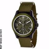 -30% Reloj Victorinox Swiss Army Chronograph Quartz Militar