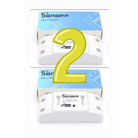 Sonoff 2 Wifi Sonoff Domotica Smartrelay