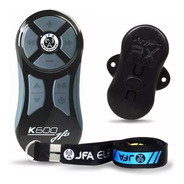 Controle Longa Distancia Jfa K600 Preto Com Cinza