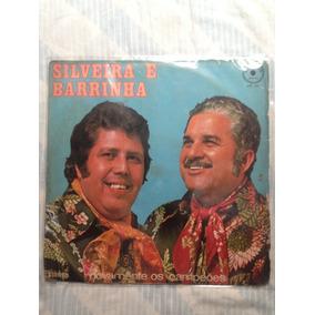 Lp Vinil Silveira E Barrinha / Novamente Os Campeões 1977