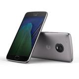 Motorola G5 Plus 32gb Dual Sim- Negro