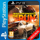 Nfs The Run Ps3 Digital Nº1 En Ventas De Argentina (c2)