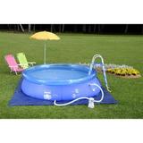 Piscina Grande Splash Fun 3,00mx76cm Com 4600l + Kit Reparo