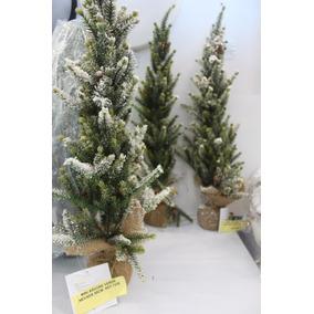 Mini Arvore Natal Pinheiro P/ Mesa 55cm 7338