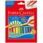 Canetinhas Vai E Vem 12 Cores Faber Castell