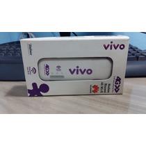Modem Roteador 4g E 3g Vivo Wifi Huawei E8372 Antena Ext