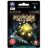 Ps3 Juego Bioshock® 2 [digital] [pcx3gamers]
