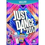 Just Dance 2017 Wii U - Juego Fisico - Prophone