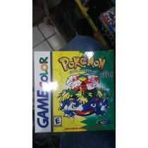 Game Boy Color Cartuchos De Pockemones