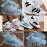 Botines adidas Superstar Originales ** Tallas 35 A La 45 **