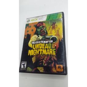 Juego De Xbox 360 Red Dead Redemption Undead Nightmare V3.0