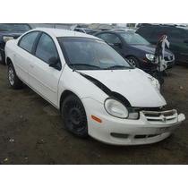 Dodge Neon 2000-2002: Caja Del Filtro De Aire