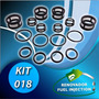 Kit 018: 4 Inyectores Side Feed Cavalier Motor Ohv 2.2 Lts