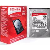 Disco Duro Toshiba Para Laptop De 1tb Sata 5400rpm L200
