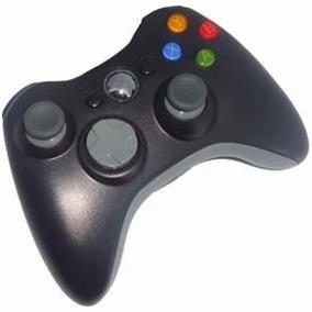 Manete Controle Slim Xbox 360 Wireless Sem Fio