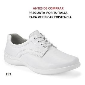 Zapatos Flexi Para Dama Color Blanco Y Negro Mod. 48304