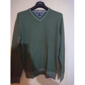 Exclusivo Sweater Con Cachemira Tommy Hilfiger (ref.$69.990)