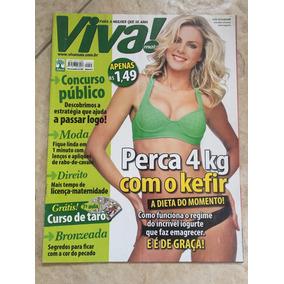 Revista Viva! 423 Ana Hickmann Ano 2007
