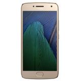 Celular Libre Motorola Moto G 5ta Plus Dorado