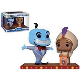 Funko Pop! Disney 409 - Aladdin E Gênio Aladdins First Wish