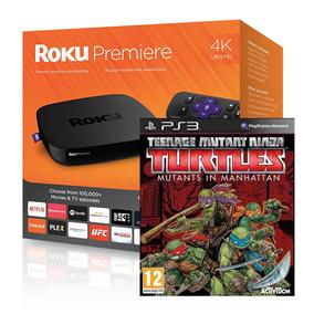Kit Streaming Inalambrico Pr + Videojuego Tn Ps3 Roku