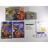 Vgl - Mario Kart 64 - Nintendo 64