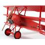 Red Baron Fokker Dr1 Hachette Set 101 Scala 1:8 New