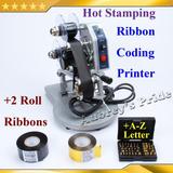 Codificadora Fechador Hot Stamping Manual